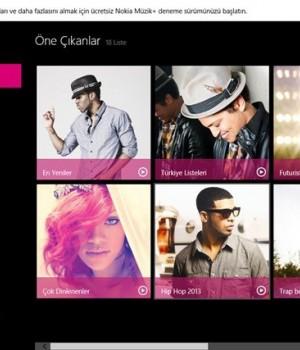 Nokia Müzik Ekran Görüntüleri - 2