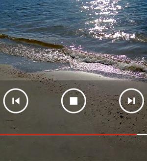 Nokia Video Trimmer Ekran Görüntüleri - 1