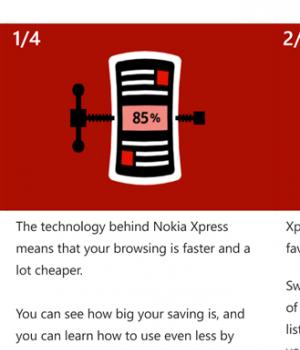 Nokia Xpress Ekran Görüntüleri - 2