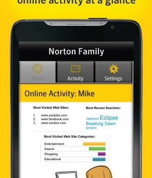 Norton Family Ekran Görüntüleri - 4