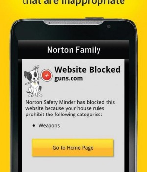 Norton Family Ekran Görüntüleri - 3