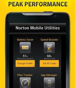 Norton Mobile Utilities Ekran Görüntüleri - 3