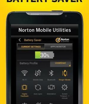 Norton Mobile Utilities Ekran Görüntüleri - 2