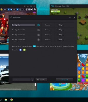 Nox App Player Ekran Görüntüleri - 1