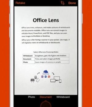 Office Lens Ekran Görüntüleri - 5
