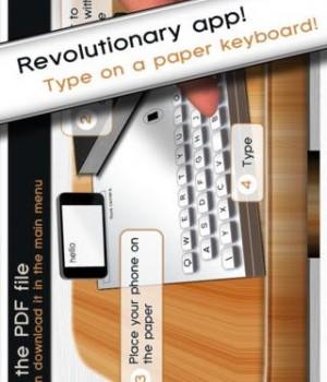 Paper Keyboard Ekran Görüntüleri - 1