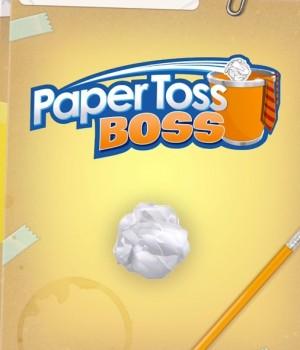 Paper Toss Boss Ekran Görüntüleri - 1