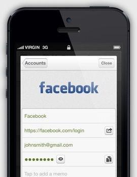 PasswordBox Ekran Görüntüleri - 2