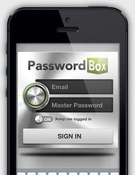 PasswordBox Ekran Görüntüleri - 1