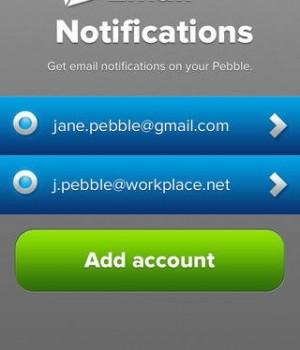 Pebble Ekran Görüntüleri - 2