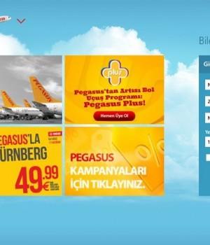 Pegasus Havayolları Ekran Görüntüleri - 3