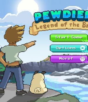 PewDiePie: Legend of Brofist Ekran Görüntüleri - 5