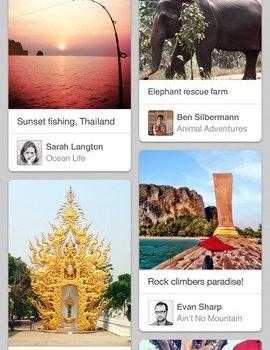 Pinterest Ekran Görüntüleri - 1