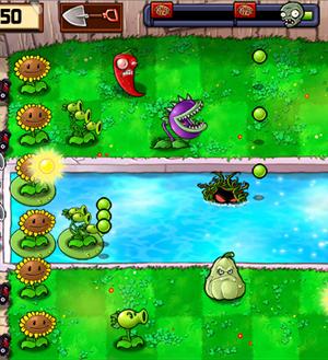 Plants vs. Zombies Ekran Görüntüleri - 3