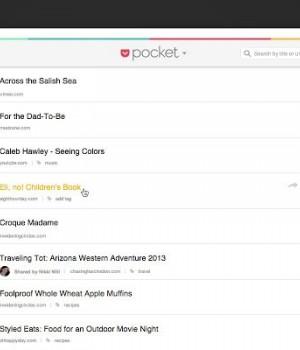 Pocket Ekran Görüntüleri - 2