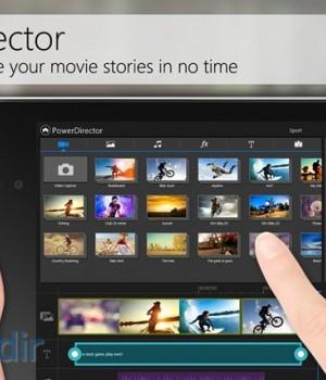 PowerDirector Mobile Ekran Görüntüleri - 3