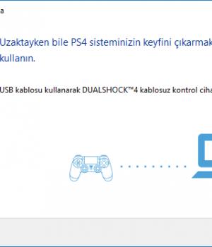 PS4 Remote Play Ekran Görüntüleri - 1