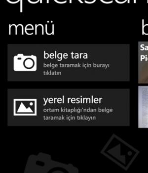 QuickScan Ekran Görüntüleri - 2