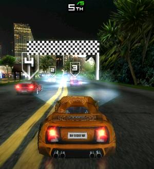 Race Illegal: High Speed 3D Ekran Görüntüleri - 1