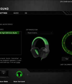 Razer Surround Ekran Görüntüleri - 1