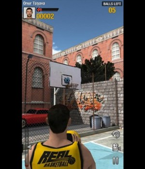 Real Basketball Ekran Görüntüleri - 5