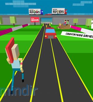Retro Runners Ekran Görüntüleri - 1