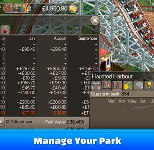 RollerCoaster Tycoon Classic Ekran Görüntüleri - 3