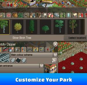 RollerCoaster Tycoon Classic Ekran Görüntüleri - 2