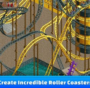RollerCoaster Tycoon Classic Ekran Görüntüleri - 1