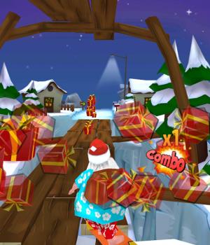 Running with Santa 2 Ekran Görüntüleri - 1