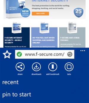 Safe Browser Ekran Görüntüleri - 2