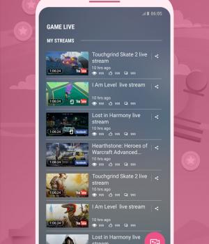 Samsung Game Live (APK) Ekran Görüntüleri - 1