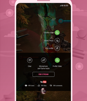 Samsung Game Live (APK) Ekran Görüntüleri - 4