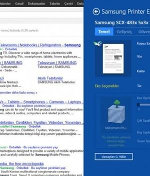 Samsung Printer Experience Ekran Görüntüleri - 1
