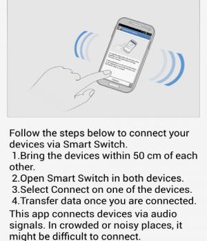 Samsung Smart Switch Mobile Ekran Görüntüleri - 3