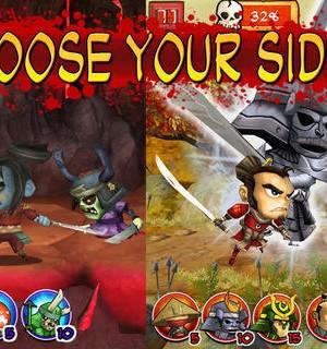 Samurai vs Zombies Defense Ekran Görüntüleri - 4