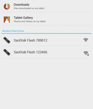 SanDisk Connect Wireless Flash Drive Ekran Görüntüleri - 4