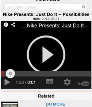 Search Youtube Videos Ekran Görüntüleri - 2
