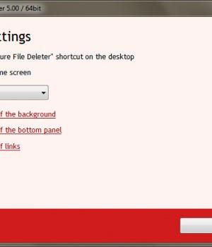 Secure File Deleter Ekran Görüntüleri - 2