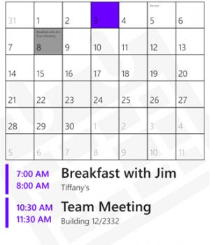 Simple Calendar Ekran Görüntüleri - 3