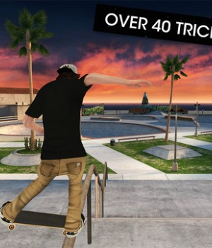 Skateboard Party 3 Ekran Görüntüleri - 1