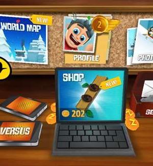 Ski Safari 2 Ekran Görüntüleri - 4