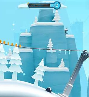 Ski Safari 2 Ekran Görüntüleri - 2