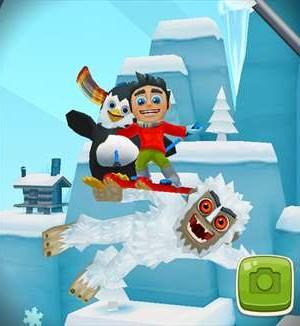 Ski Safari 2 Ekran Görüntüleri - 1