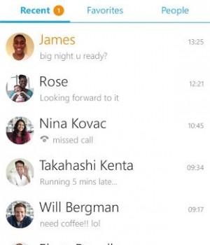 Skype Ekran Görüntüleri - 1