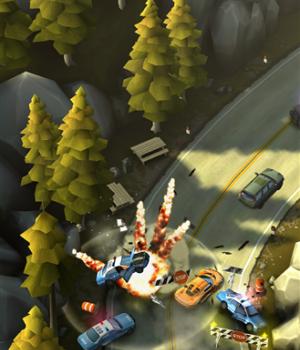Smash Bandits Racing Ekran Görüntüleri - 5