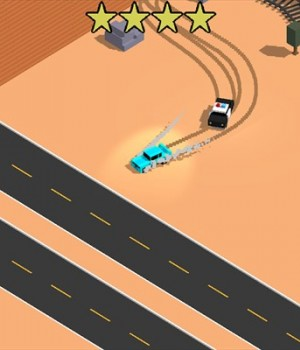 Smashy Road: Wanted Ekran Görüntüleri - 1