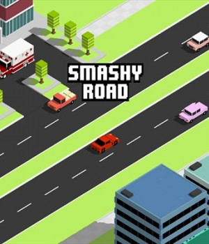 Smashy Road: Wanted Ekran Görüntüleri - 2