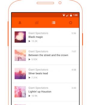 SoundCloud Pulse Ekran Görüntüleri - 1