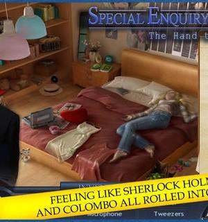 Special Enquiry Detail Ekran Görüntüleri - 1